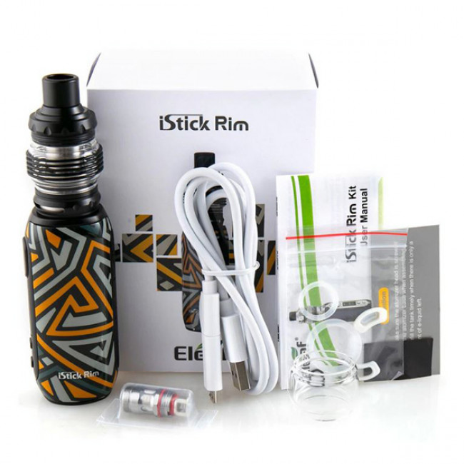 ELEAF 3000MAH ISTICK RIM KIT WITH 2ML MELO 5