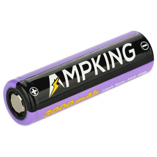 AMPKING AK3030 20700 3000MAH HIGH DRAIN