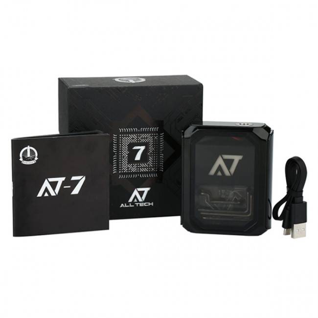 STENTORIAN AT-7 3500 MAH 100 W BOX MOD