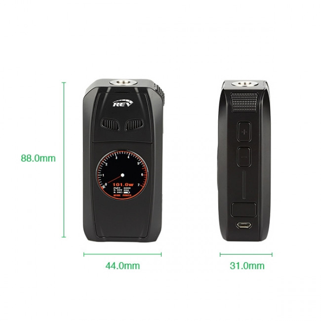REV SPORT 101W TC BOX MOD - 4200MAH