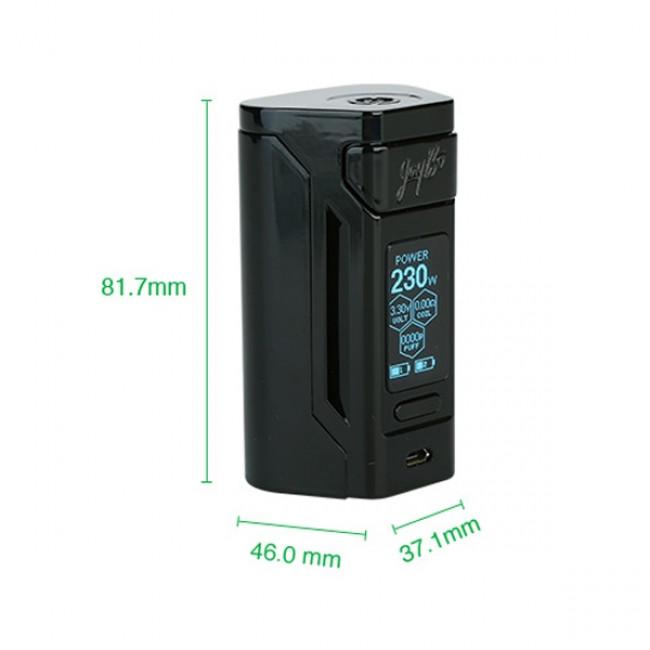 WISMEC REULEAUX RX2 21700 230W TC MOD - 8000MAH