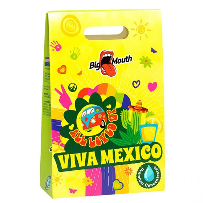 BIG MOUTH ALL LOVED UP VIVA MEXICO AROMA