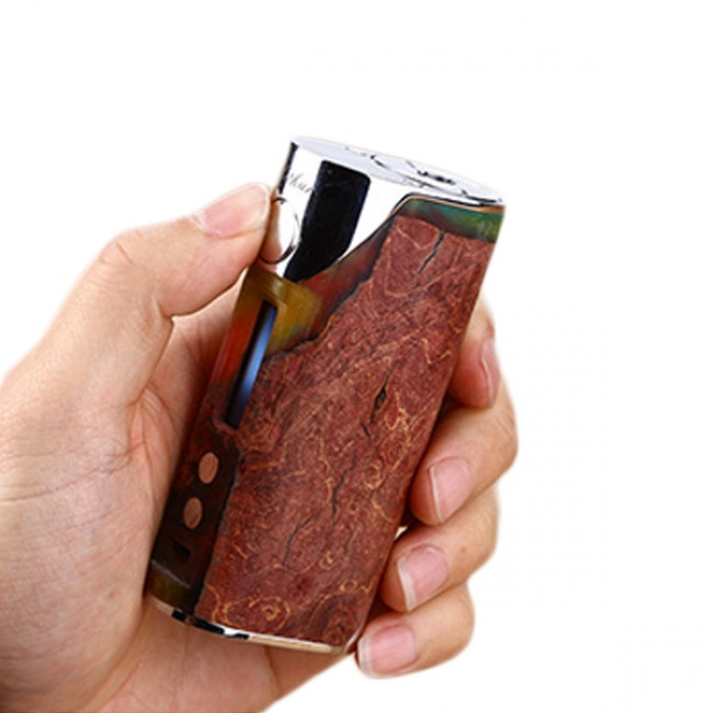 ARCTIC DOLPHIN ARTHUR 80W TC STABILIZED WOOD MOD