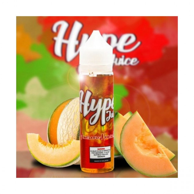 HYPE JUICE AWESOME HONEYDEW