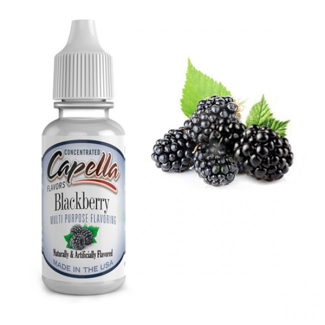CAPELLA BLACKBERRY AROMA