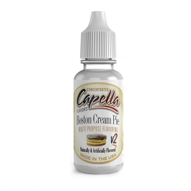 CAPELLA BOSTON CREAM PIE V2 AROMA