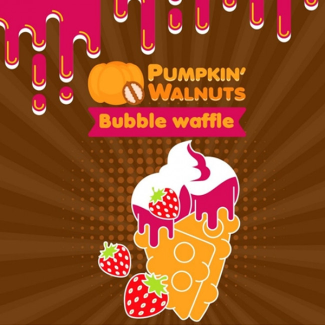 BIG MOUTH BUBBLE WAFFLE