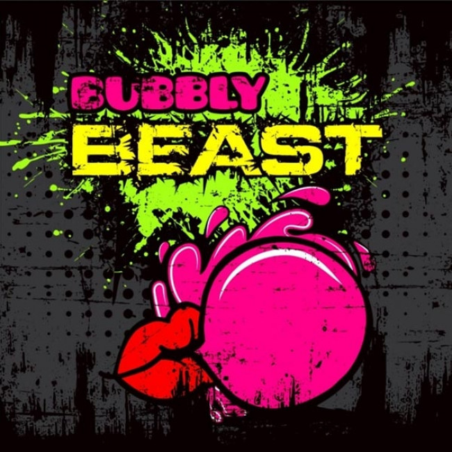 BIG MOUTH BUBBLY BEAST