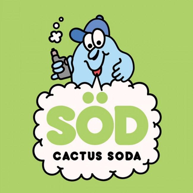 SÖD CACTUS SODA
