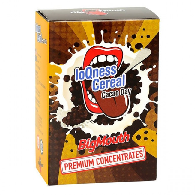 BIG MOUTH CLASSICAL LOQNESS CEREAL AROMA