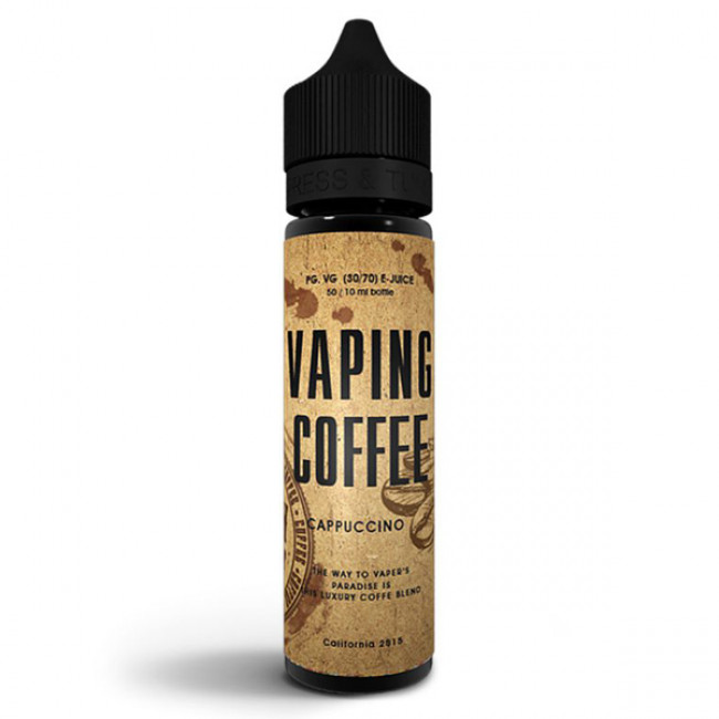 VOVAN VAPING COFFEE CAPPUCCINO