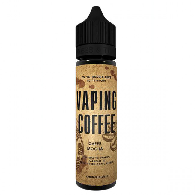VOVAN VAPING COFFEE MOCHA
