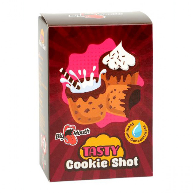BIG MOUTH TASTY COOKIE SHOT