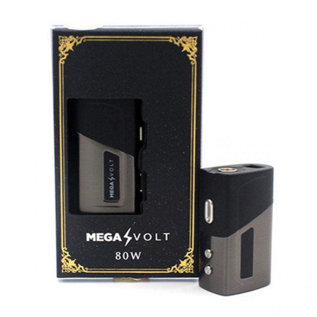 COUNCIL OF VAPOR MEGA VOLT BOX MOD - 1750MAH