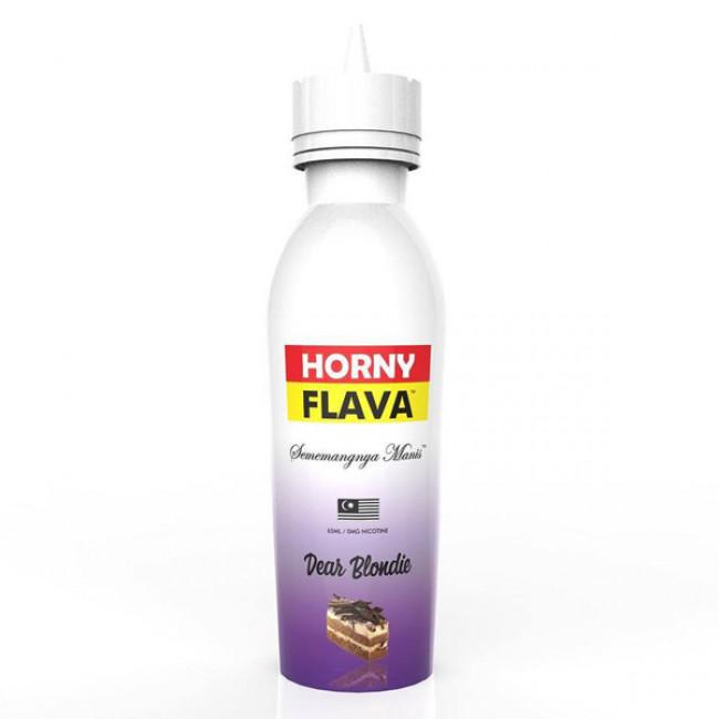 HORNY FLAVA DEAR BLONDIE