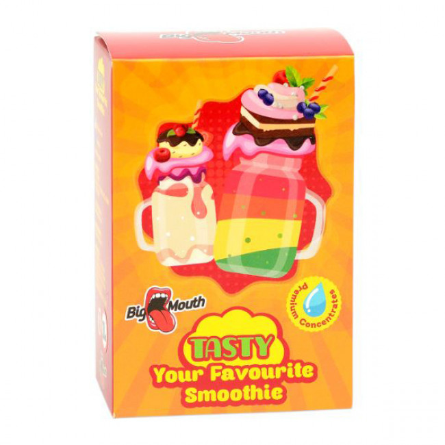 BIG MOUTH TASTY YOUR FAVORITE SMOOTHIE