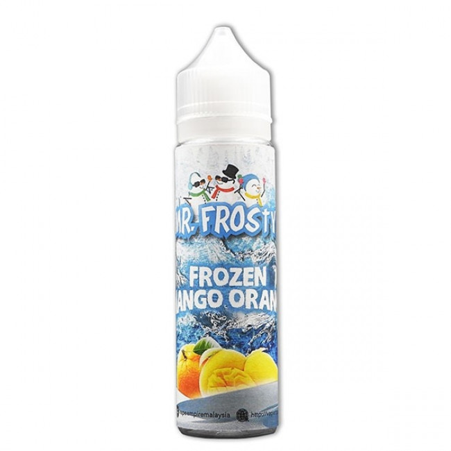 MR. FROSTY FROZEN MANGO ORANGE
