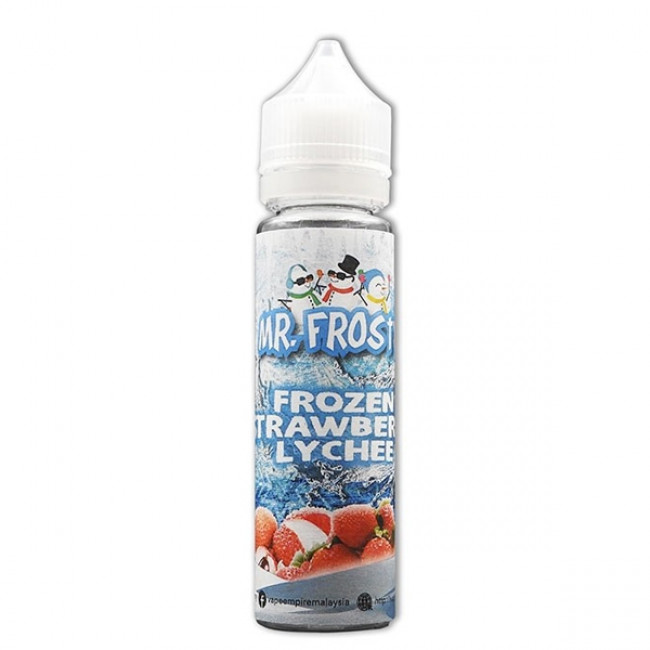 MR. FROSTY FROZEN STRAWBERRY LYCHEE