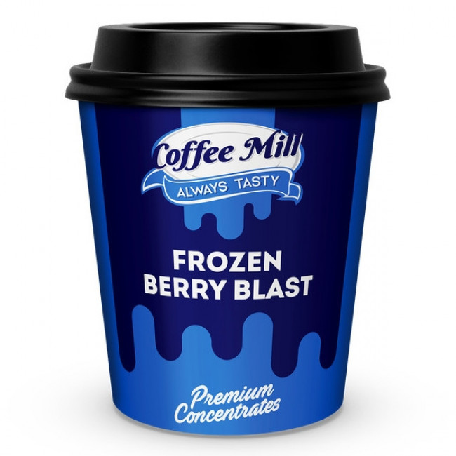 COFFEE MILL FROZEN BERRY BLAST
