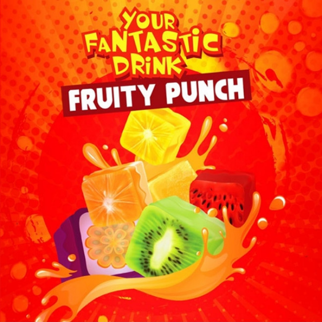 BIG MOUTH FRUITY PUNCH