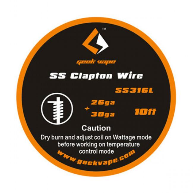 GeekVape Clapton