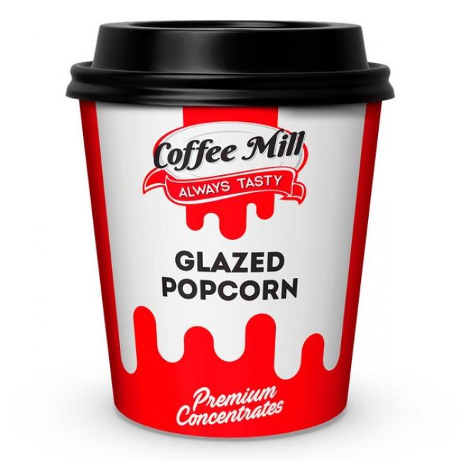 COFFEE MILL GLAZED POPCORN