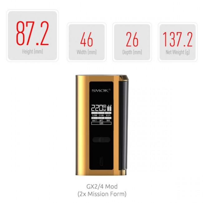 SMOK GX2/4 TC MOD
