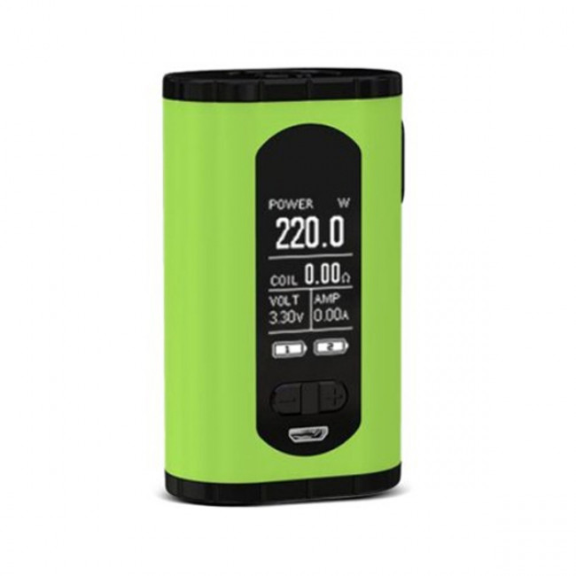 ELEAF INVOKE 220W TC BOX MOD