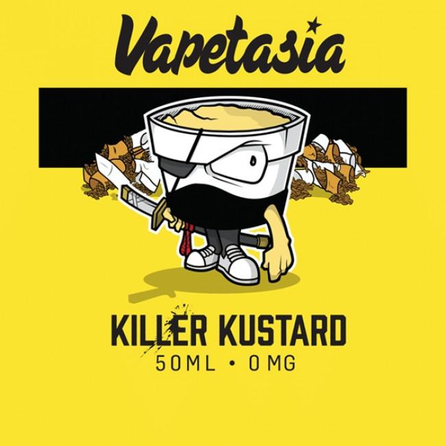 VAPETASIA KILLER KUSTARD