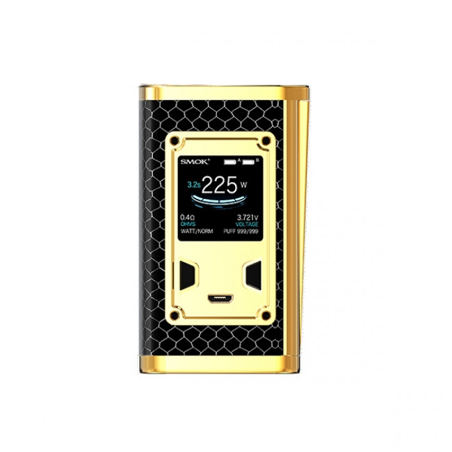 SMOK MAJESTY 225W TC BOX MOD LUXE EDITION BLACK COBRA