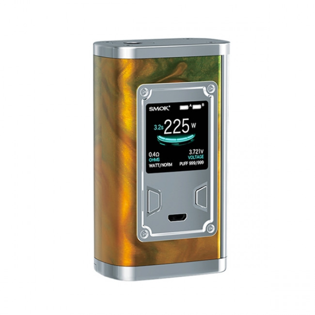 SMOK MAJESTY RESIN 225W TC BOX MOD