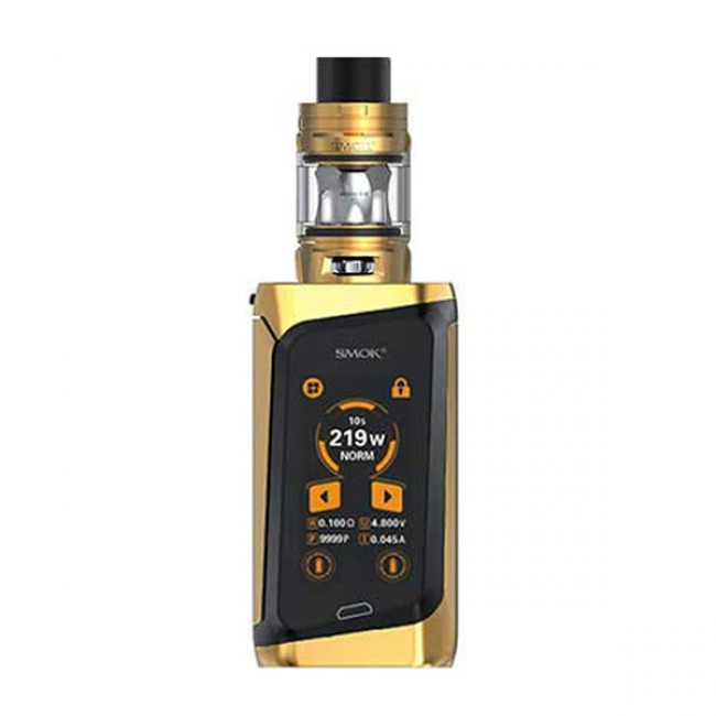 SMOK MORPH 219W TC KIT WITH TFV MINI V2 TANK