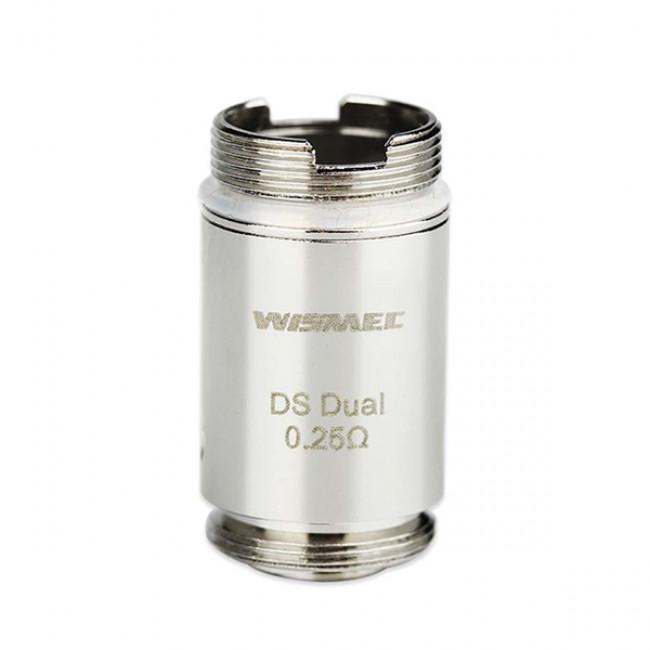 WISMEC DS NOTCH COIL TIL MOTIV