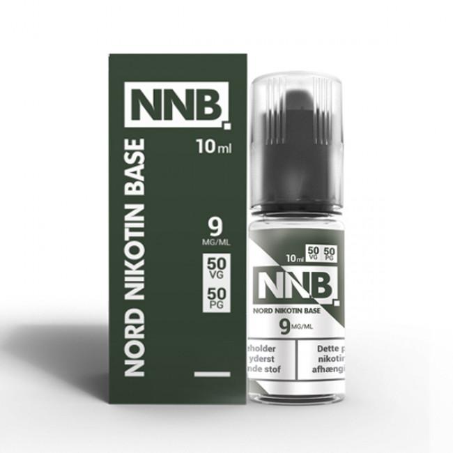 NORD NIKOTIN BASE 50PG/50VG 10ML