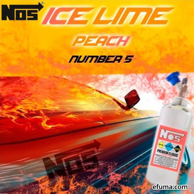 ICE LIME PEACH - NOS