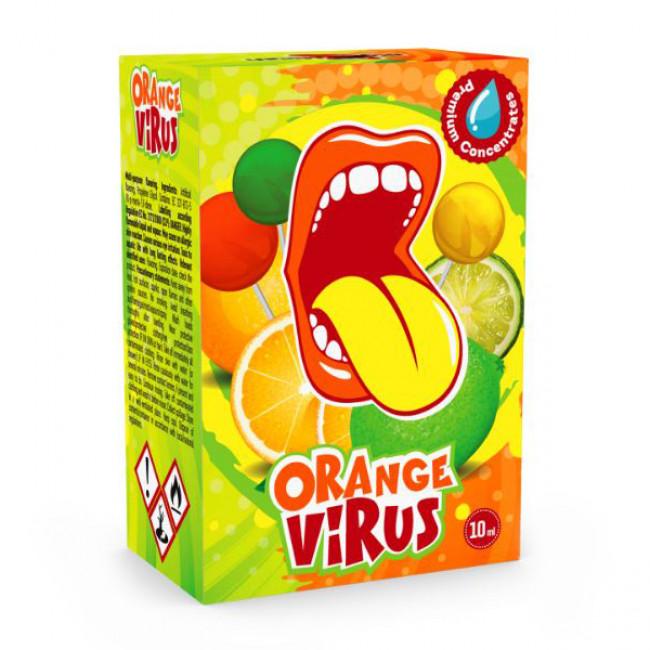BIG MOUTH CLASSICAL ORANGE VIRUS