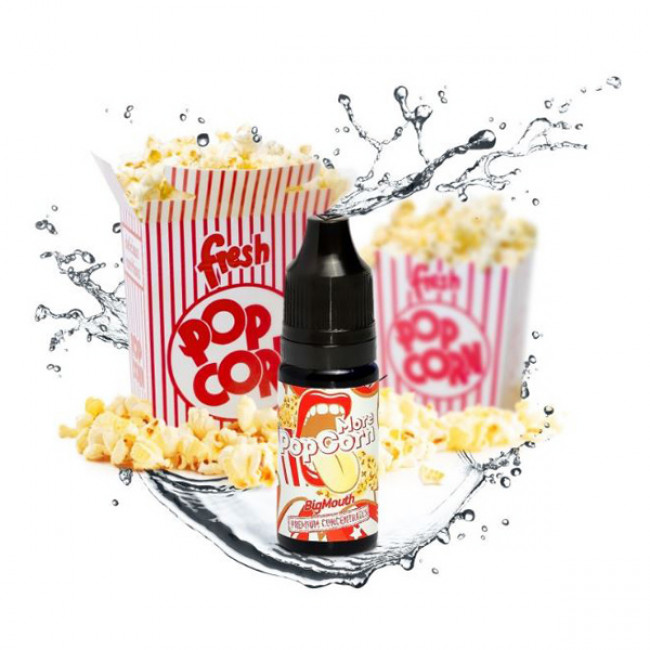 BIG MOUTH CLASSICAL MORE POPCORN