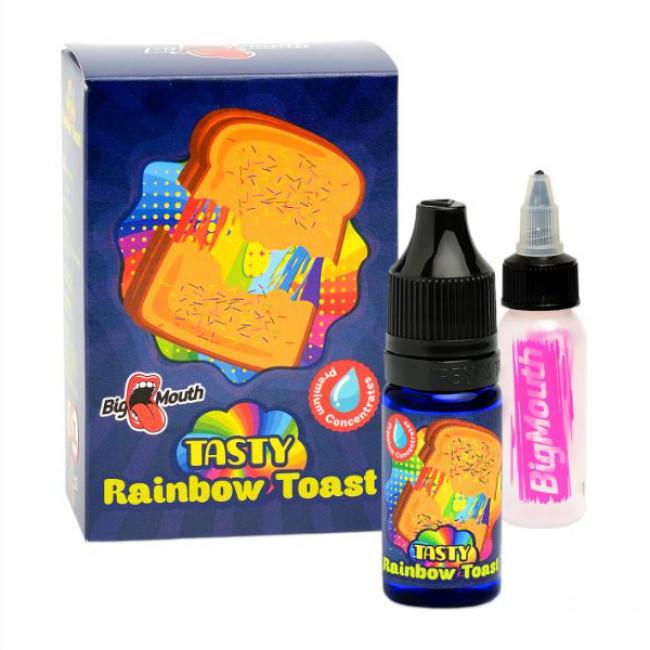 BIG MOUTH TASTY RAINBOW TOAST