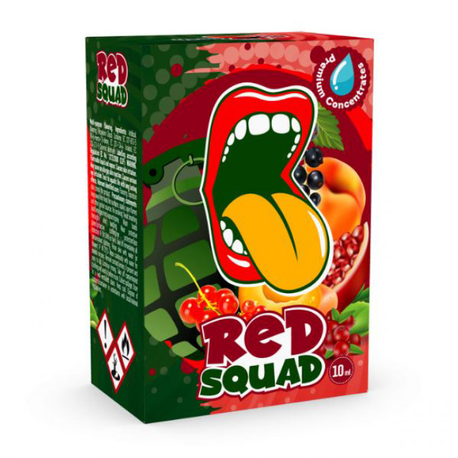 BIG MOUTH CLASSICAL RED SQUAD