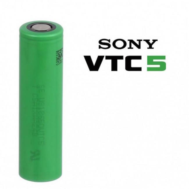 SONY VTC5 18650 20A 2600MAH