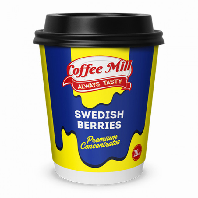 COFFEE MILL SWEDISH BERRIES