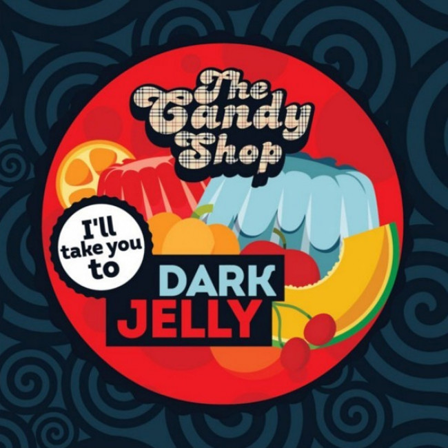 BIG MOUTH CANDY SHOP DARK JELLY AROMA