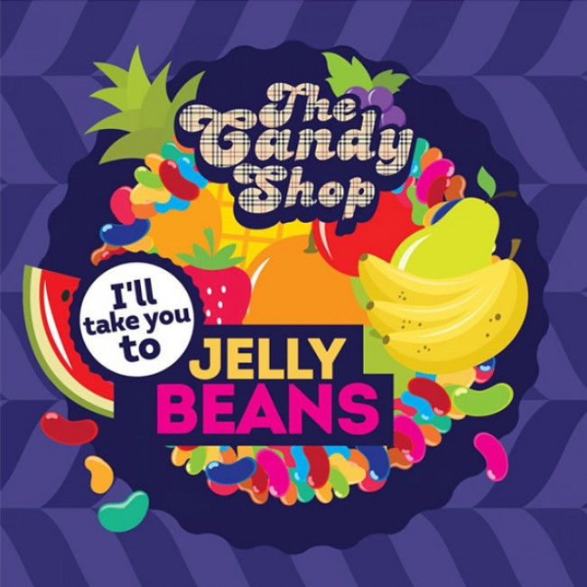 BIG MOUTH CANDY SHOP JELLY BEANS AROMA