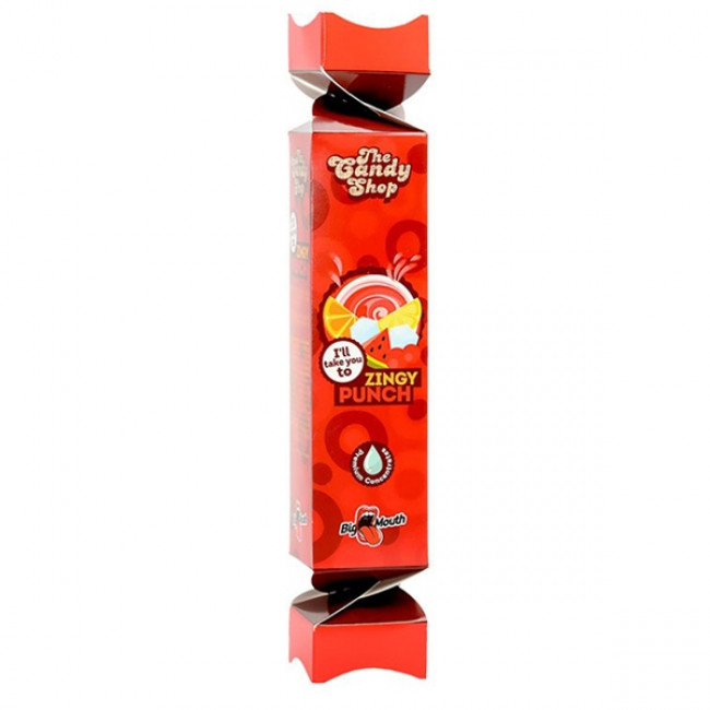 BIG MOUTH CANDY SHOP ZINGY PUNCH AROMA
