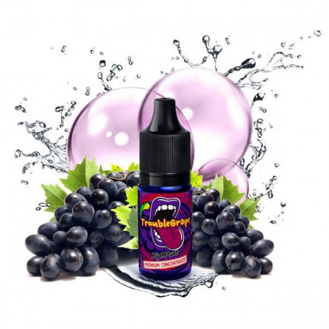 BIG MOUTH CLASSICAL TROUBLE GRAPE