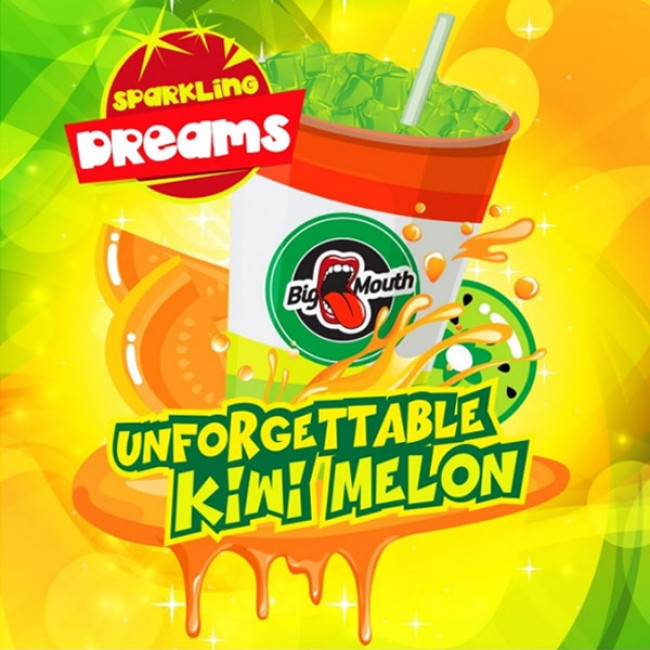 BIG MOUTH UNFORGETTABLE KIWI MELON