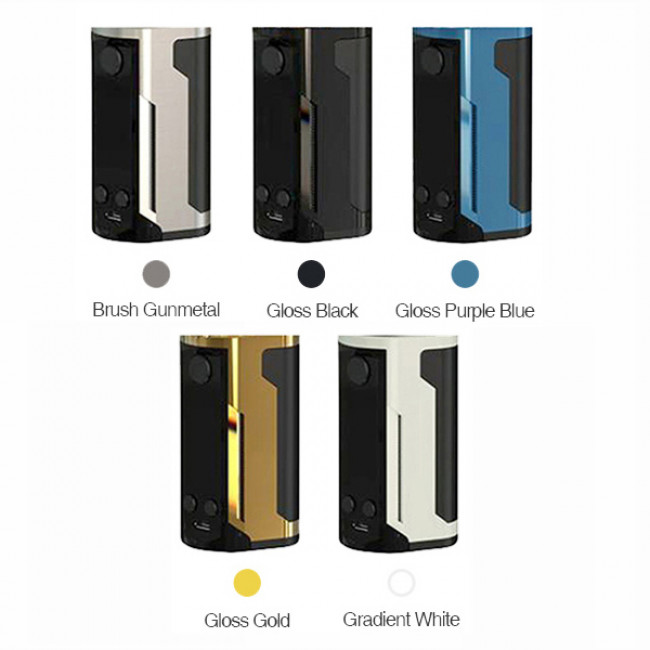 WISMEC REULEAUX RX GEN3 DUAL 230W TC BOX MOD