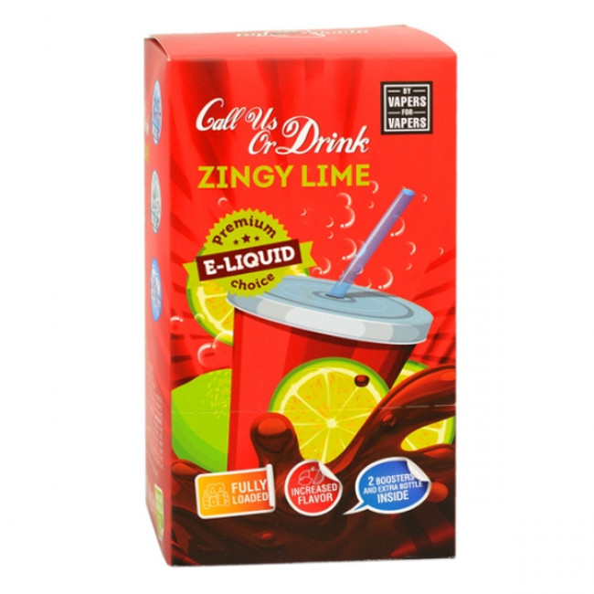 BIG MOUTH ZINGY LIME