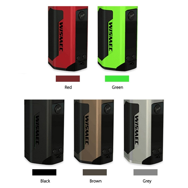 WISMEC REULEAUX RX GEN3 BOX MOD
