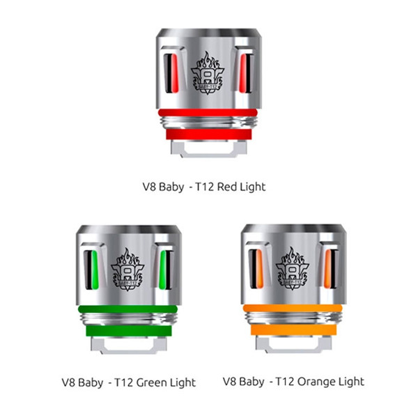 SMOK V8 BABY T12 COIL - LIGHT EDITION
